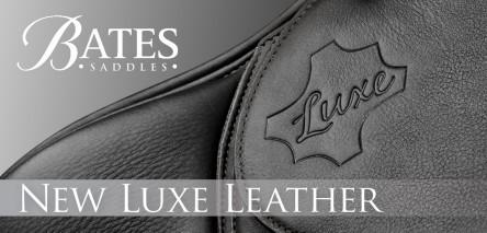 Bates Luxe Saddles